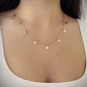 🛍NEW⚡️ GOLD STAR Choker ⚡️ summer trend